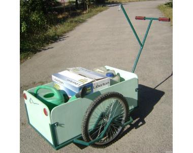 Велопричіп господарська вантажний візок Везун-3