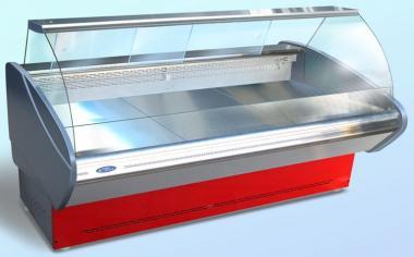 Холодильная витрина Опера 1,3 1,6 2,0 2,5 ТехноХолод