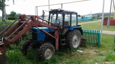 Продам трактор МТЗ-82.1 (Беларус – 2005 р.)