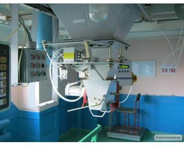 Ваговий дозатор для сипучих матеріалів в мішки СВЕДА ДВС-301-50-1