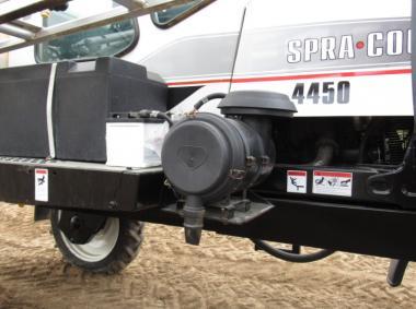 Самоходный опрыскиватель Spra-Coupe 4450 (2006)