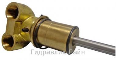 Ротаційні з'єднання, гидрошарниры (ротаційні або поворотні муфти) однопоточні, двопоточні, мультипоточные