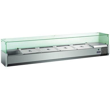 Холодильная витрина настольная Hendi 232910