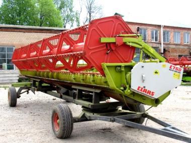 Жатка зерновая Claas C750 (2001)