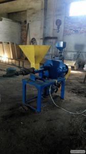 Прес для виробництва паливного брикету ПБ -100