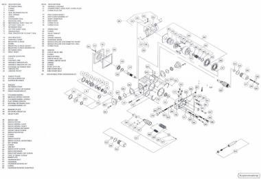Ремонт гидравлики на Claas Lexion 580