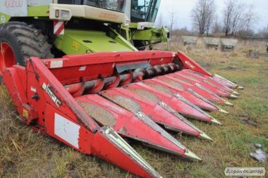 полная распродажа кукурузных жаток Олимак Драго