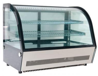 Вітрина холодильна Altezoro LMZX-C 160L