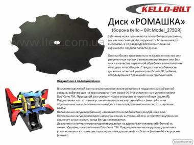Оригінальні запчастини Kello-Bilt