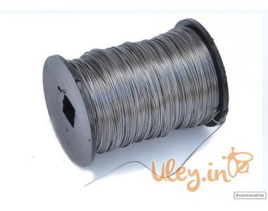 Дріт пасічний 0,25 кг, діаметр дроту 0,5 мм
