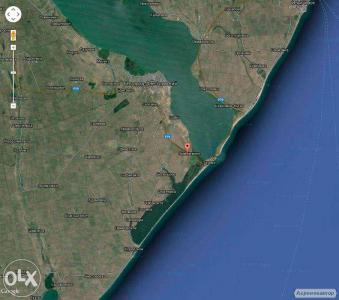 Продам ділянку землі біля Затоки(6соток)