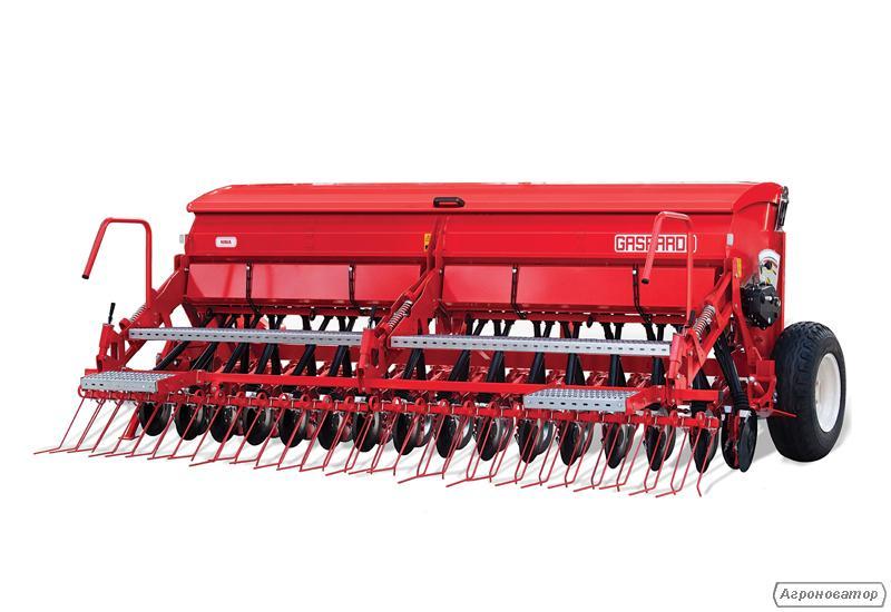 Сеялки для посева зерновых культур            Увеличить... Модель Nina  Производитель: GASPARDO MAS