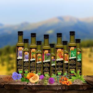 Олії холодного віджиму з насіння чорного кмину
