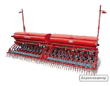 Сеялка механическая зерновая MEGA 600 (GASPARDO)
