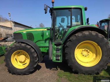 Трактор JOHN DEERE 6920 Джон Дір