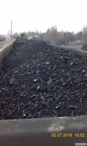 Продаж кам'яного вугілля. Вагонні поставки по Україні.