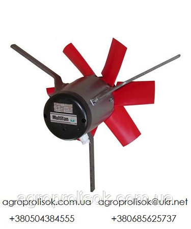 Шахтные вентиляторы Multifan 4E35Q