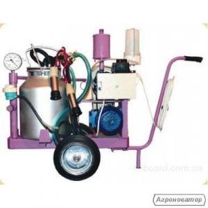 Доїльна установка УІД-10-Р (масляний насос 10 м3/год)