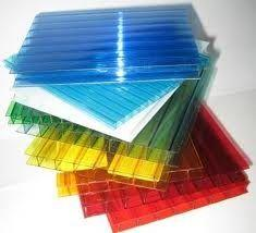 Поликарбонат сотовый (сотовый) Carboglass цвет 6000х2100х4 мм