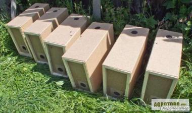 Продам 50 бджолопакетів(карпатка)на кінець квітня початок травня!!!