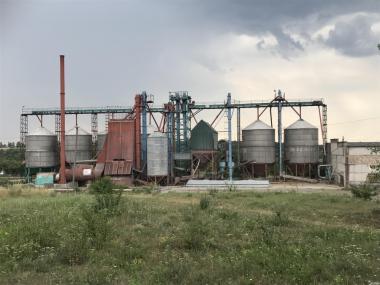 Продается зерновой мини элеватор