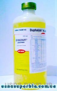 Дуфалайт (Duphalyte) Форт Додж Ветеринария, Испания - витамины для с/г  животных, птиц, кошек, собак