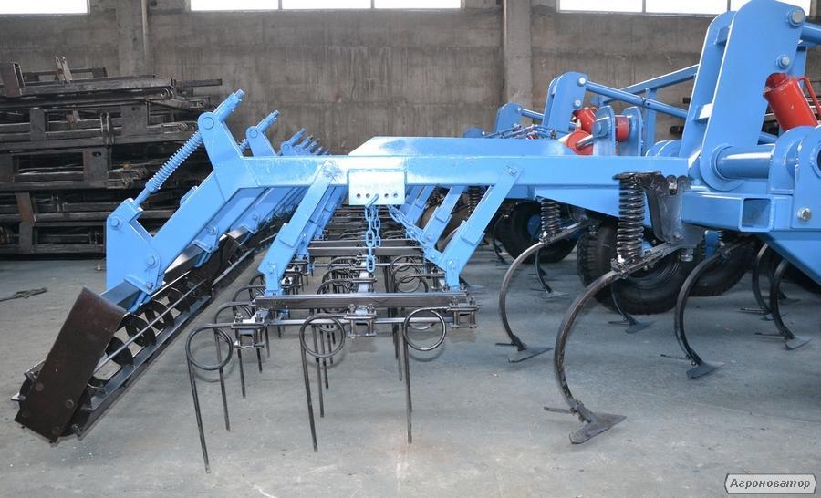 Культиватор полевой широкозахватный КГШ-12