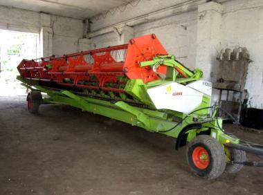 Жатка зерновая Claas V1050 (2010)