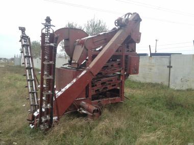 ОВС-25 зерноочистная машина, повний комплект готава до роботи