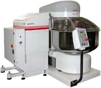 Тістомісильна машина з перекиданням EASY RL 160