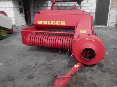 Пресс-подборщик тюковой Welger AP-42
