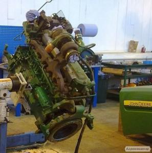 Ремонт Двигуна Мотора Fendt Deutz John Deere c Гарантією