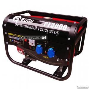 Бензиновий генератор Edon PT 3000
