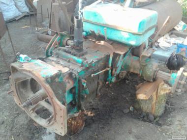 Продам коробку передач ( рабочее состояние ) к  трактору ЮМЗ-6АЛ