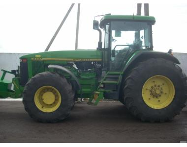 Здаємо трактори John Deere в оренду. Надаємо послуги