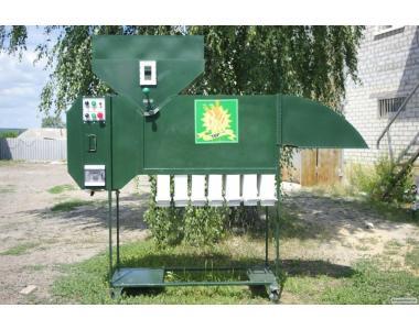 Продам сепаратор ИСМ-5 для очистки и калибровки зерна