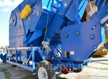 ОВС-70М3П з функціями зернокидача і зернонавантажувачі