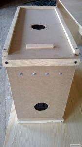 Ящик для пчелопакетов
