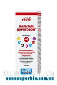 Бальзам Дороговой (Рецептура № 6), 100 мл