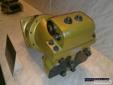 Гідромотор МН 250/160, МН 250/100
