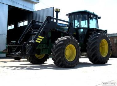 Трактор John Deere 3650 (1990)