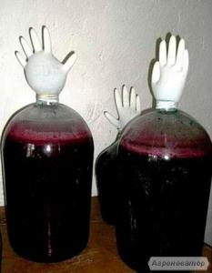 Домашние виноградные и ягодные вина