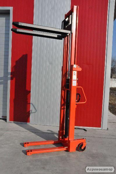 Ручний гідравлічний штабелер SFHD 1025