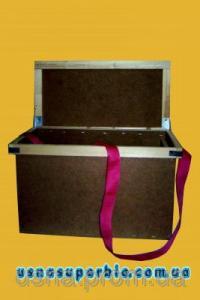 Ящик для перевезення бджіл для 6-ти рамок типу Рута