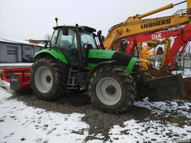 Трактор Deutz-Fahr Agrotron 215