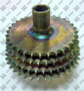 Блок зірочок Kuhn Planter N01685A0 аналог