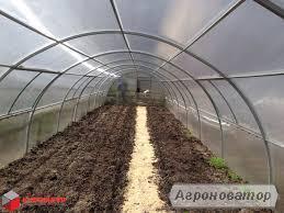 Теплиця Слов'яночка під полікарбонат від виробника