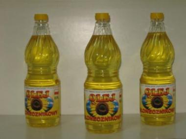 Олія соняшникова сира першого віджиму