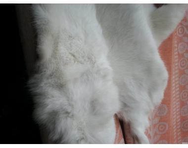 хутро кролика, вироблений