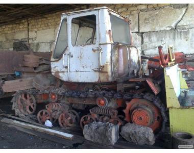 Продам гусеничний трактор Т-150